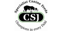 CSJ Dog and Cat Food Logo