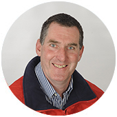 Tom Kane Milford Local Agri Rep and Agricultural Expert Carlow