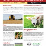 Technical Newsletter April 2017