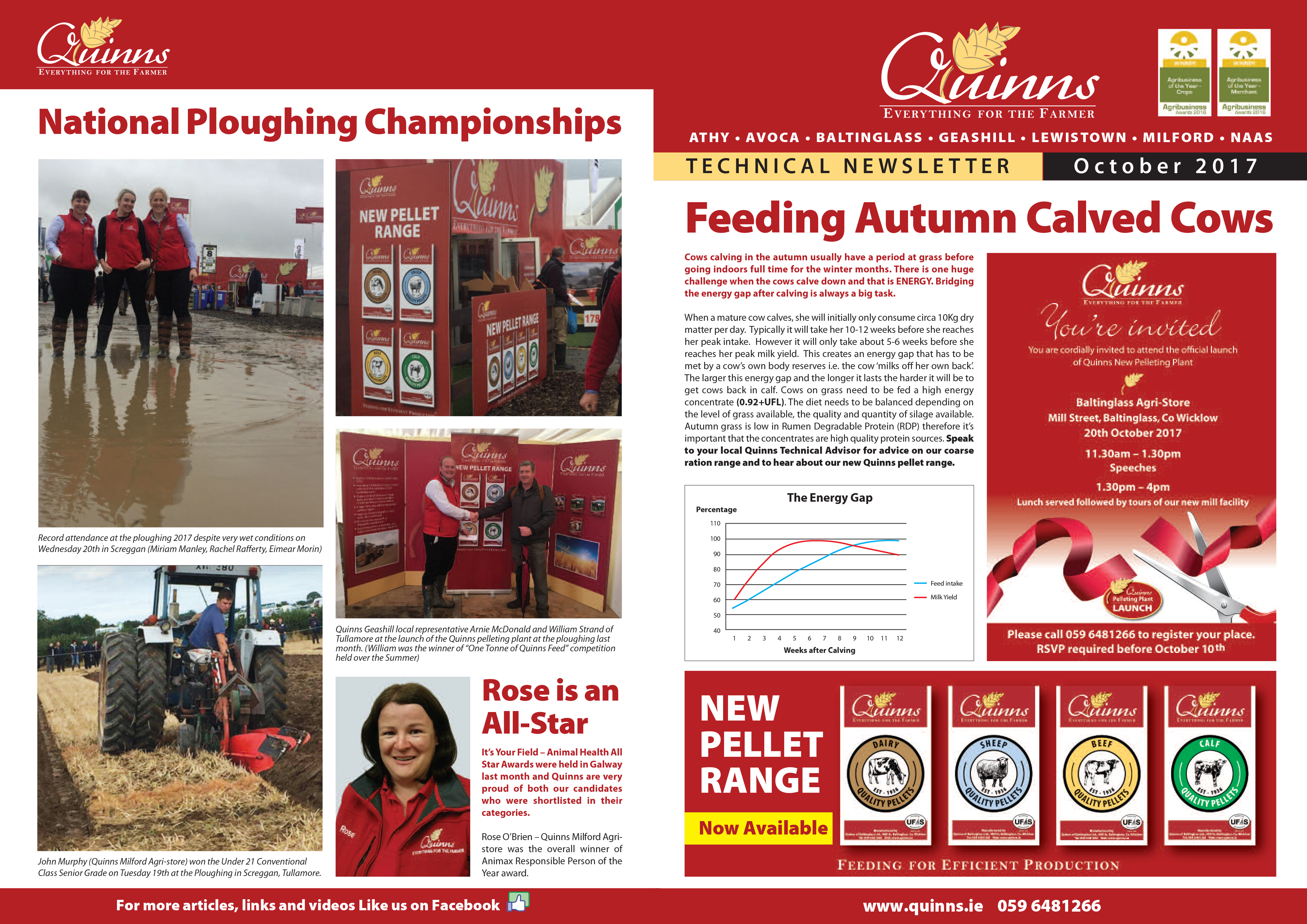 Quinns newsletter October_17