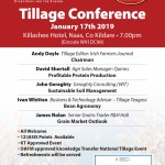 Tillage Conference January 17th 2019 Killashee Hotel